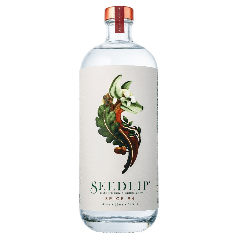 Seedlip Spice 94 Non Alcoholic Spirit 700ml Moore Wilson S