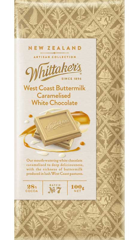 Whittaker S Artisan Collection West Coast Buttermilk