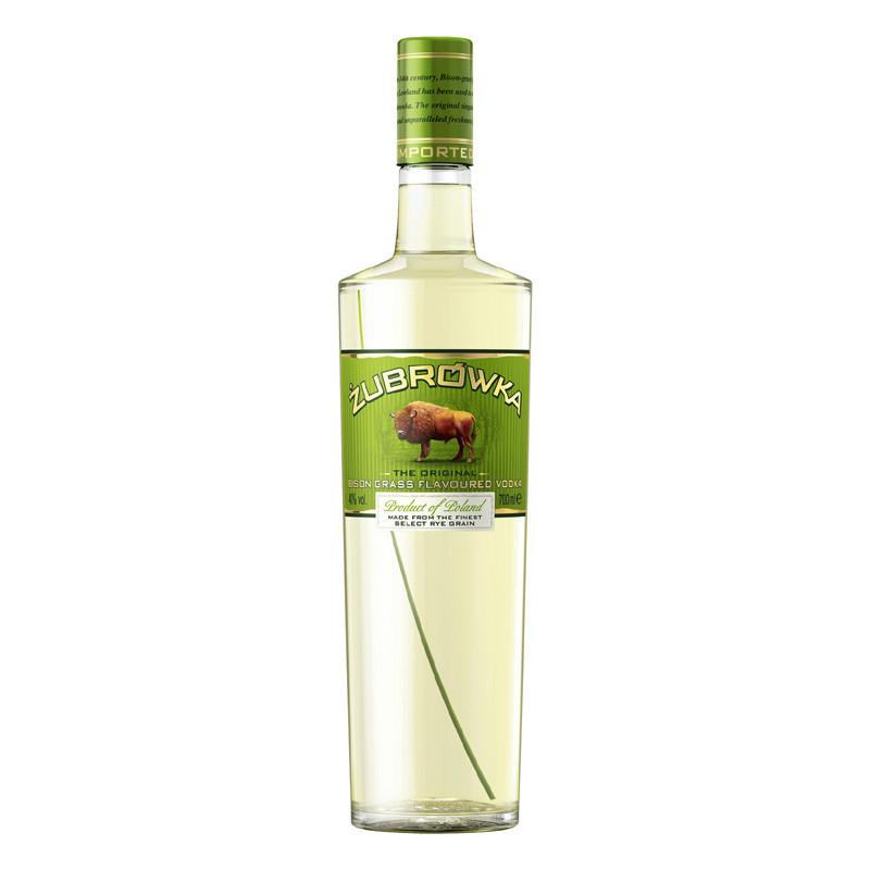 Zubrowka Bison Grass Vodka 700ml Poland Moore Wilson S