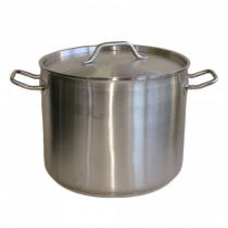 Stockpot Stainless Steel 24 Litre
