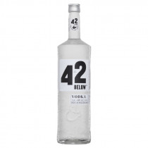 42 Below Vodka Pure 1L