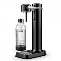 Aarke Sparkling Water Maker Black Chrome Edition