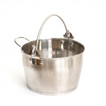 Agee Stainless Steel Preserving Pan