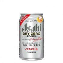 Asahi Dry Zero Non-alcoholic Beer