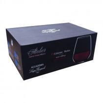Luigi Bormioli Atelier Stemless Cabernet glass - 6 pack