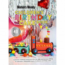 Childrens Birthday Cake Book