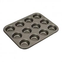 Bakemaster 12 Cup Muffin/Cupcake Pan