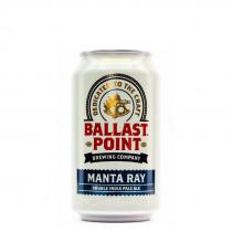 Ballast Point Manta Ray IPA