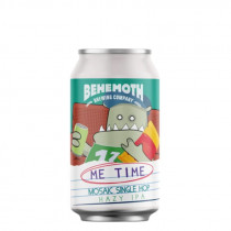 Behemoth Me Time Mosaic IPA