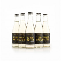 Bootleggers Classic Tonic Water 250ml 4pk