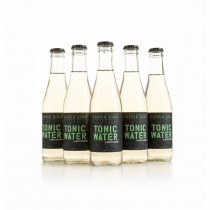 Bootleggers Kaffir Lime Tonic Water 250ml 4pk