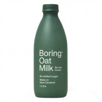 Boring Oat Milk Barista