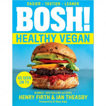 Bosh healthy vegan cover