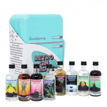 Retro Gin Fridge Pack