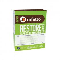Cafetto Restore Descaler 4 x 25g
