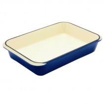 Le Chasseur Roasting Dish Blue