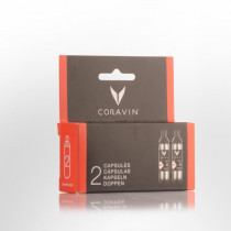 Coravin Argon Capsules Twin Pack