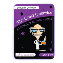 The Crazy Scientist Kitchen Science