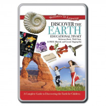 Discover The Earth Tin Set