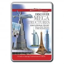 Discover Mega Structures Tin Set