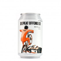 Double Vision Repeat Offender Pilsner