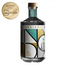 The National Distillery Company Verdigris Dry Gin