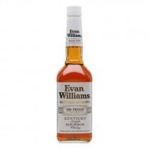 Evan Williams White Label Bottled-in-Bond Bourbon