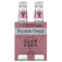 Fever Tree Club Soda