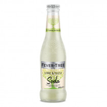 Fever Tree Lime & Yuzu Soda