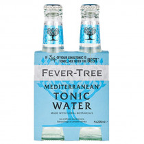 Fever Tree Mediterranean Tonic Water