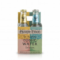 Fever Tree mixed 4 pack - front