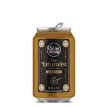 Fortune Favours The Naturalist Unfiltered Pale Ale