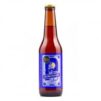 Fortune Favours The Sunchaser Cider with Blueberries