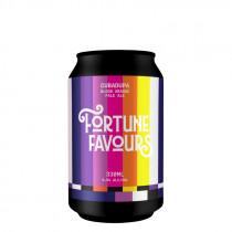 Fortune Favours CubaDupa Beer
