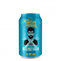 Fortune Favours The Wellingtonian New Zealand IPA