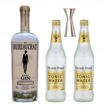 The Bureaucrat Wellington Gin & Tonic Pack