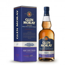 Glen Moray Port Cask Single malt Whisky