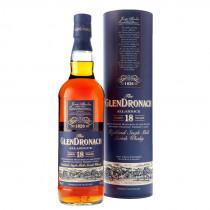 Glendronach 18 Year Old Single Malt Whisky