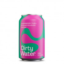 Garage Project Dirty Water Raspberry Yuzu Seltzer