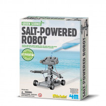 Green Science Salt Water Powered Robot