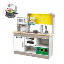 Hape Deluxe Kitchen Playset