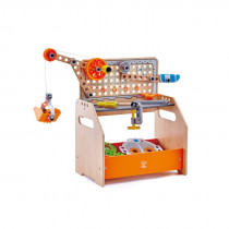 Hape Junior Inventor Discovery Scientific Workbench
