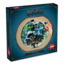 Harry Potter Magical Creatures Puzzle