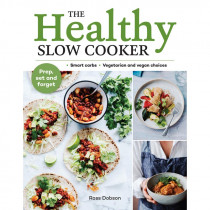 The Healthy Slow Cooker Cover