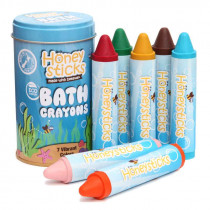 Honey Sticks Bath Crayons