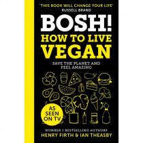 Bosh how to live vegan cover