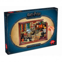 Harry Potter Hogwarts Puzzle