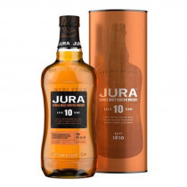Jura 10 Year Old Single Malt Scotch Whisky