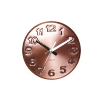 Karlsson-Engraved-Copper-Clock