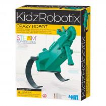 Kidz Robotix Crazy Robot